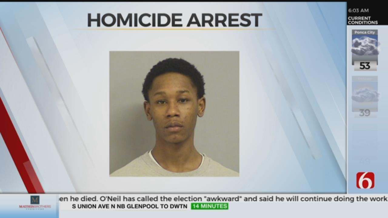 Police Arrest Suspect in Shooting Of Tulsa Man