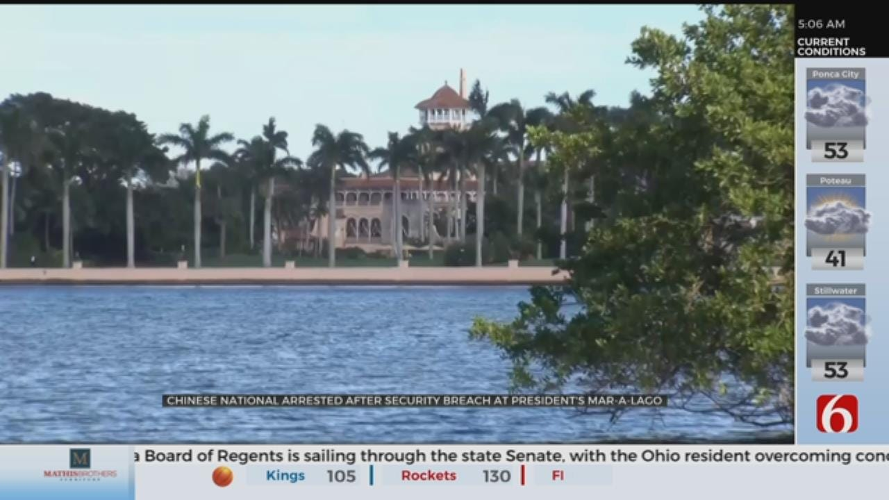 Woman Accused Of Lying Her Way Into Mar-a-Lago With Malware-Infected Thumb Drive