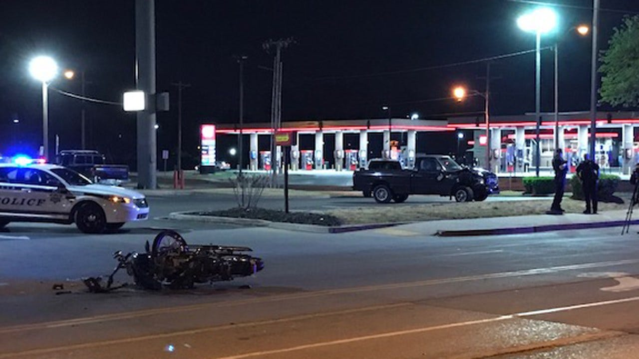 1 In Critical Condition After Crash Involving Motorcycle