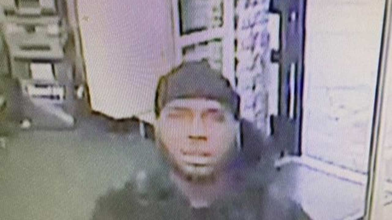 Tulsa Police Search For Credit Card Cloning Suspect