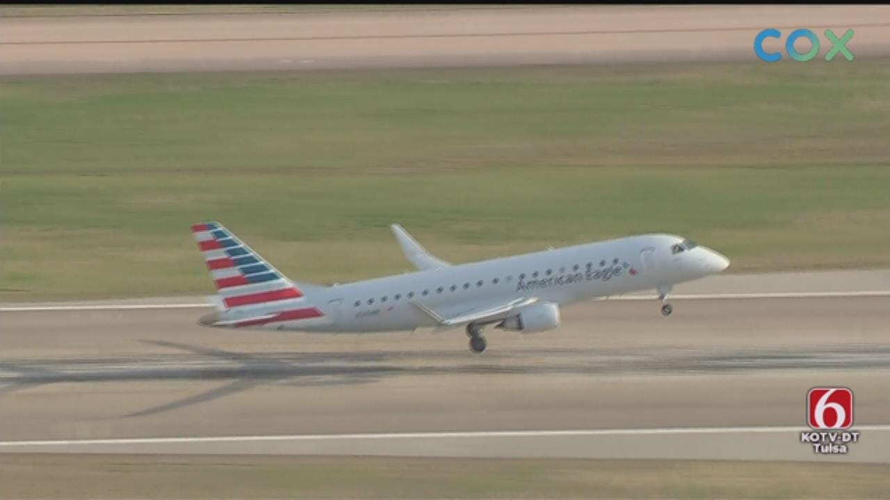 American Airlines Launches Non-Stop Flights From Tulsa To Los Angeles