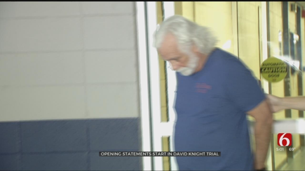 Opening Statements Begin In David Knight Trial
