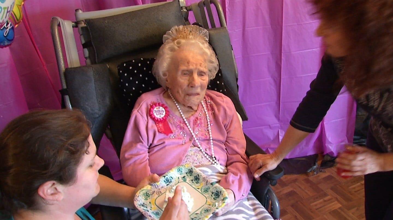 Drumright Woman Celebrates 108th Birthday