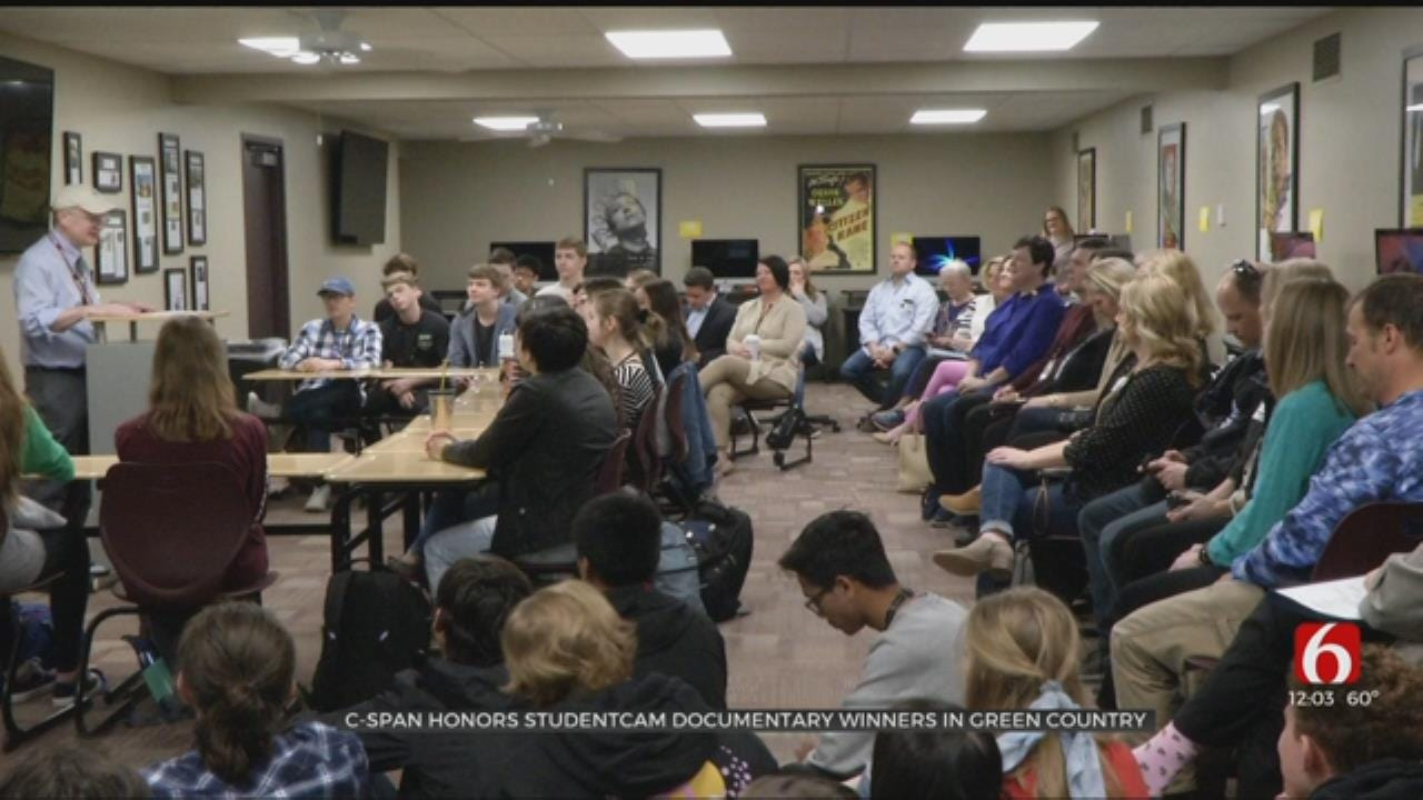 Jenks Students Win Prize In C-SPAN Documentary Competition