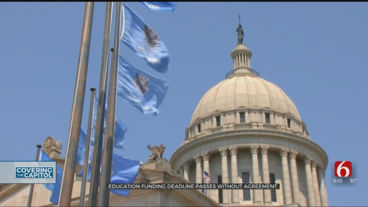 Education Funding Deadline Passes Without Agreement