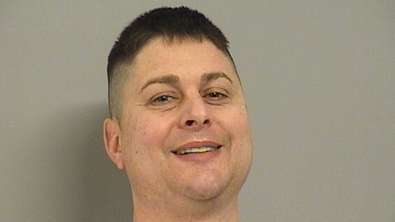 Sand Springs Man Arrested For Domestic Abuse
