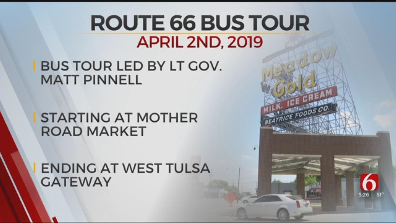 Oklahoma Lt. Governor To Lead Tour Of Route 66