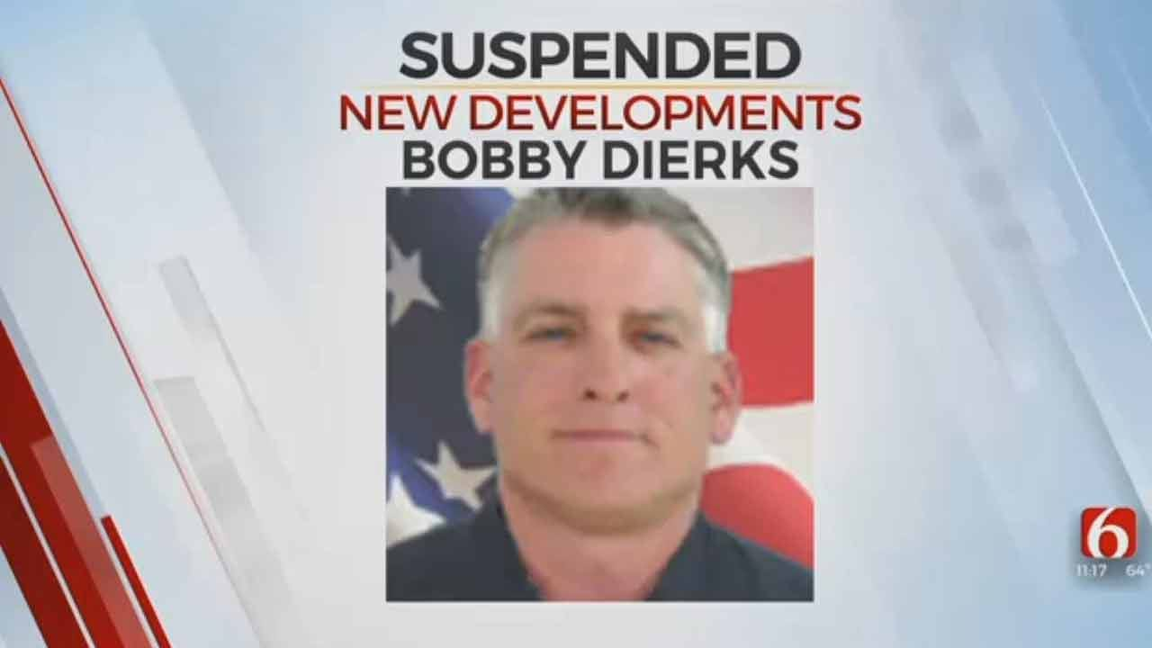 Montgomery County Sheriff Suspended During Investigation