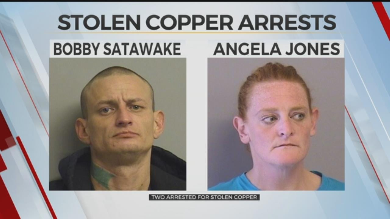 Traffic Stop Leads To Big Find For Sand Springs Police