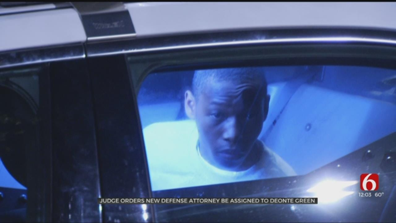 Judge Orders New Defense Attorney Be Assigned To Deonte Green