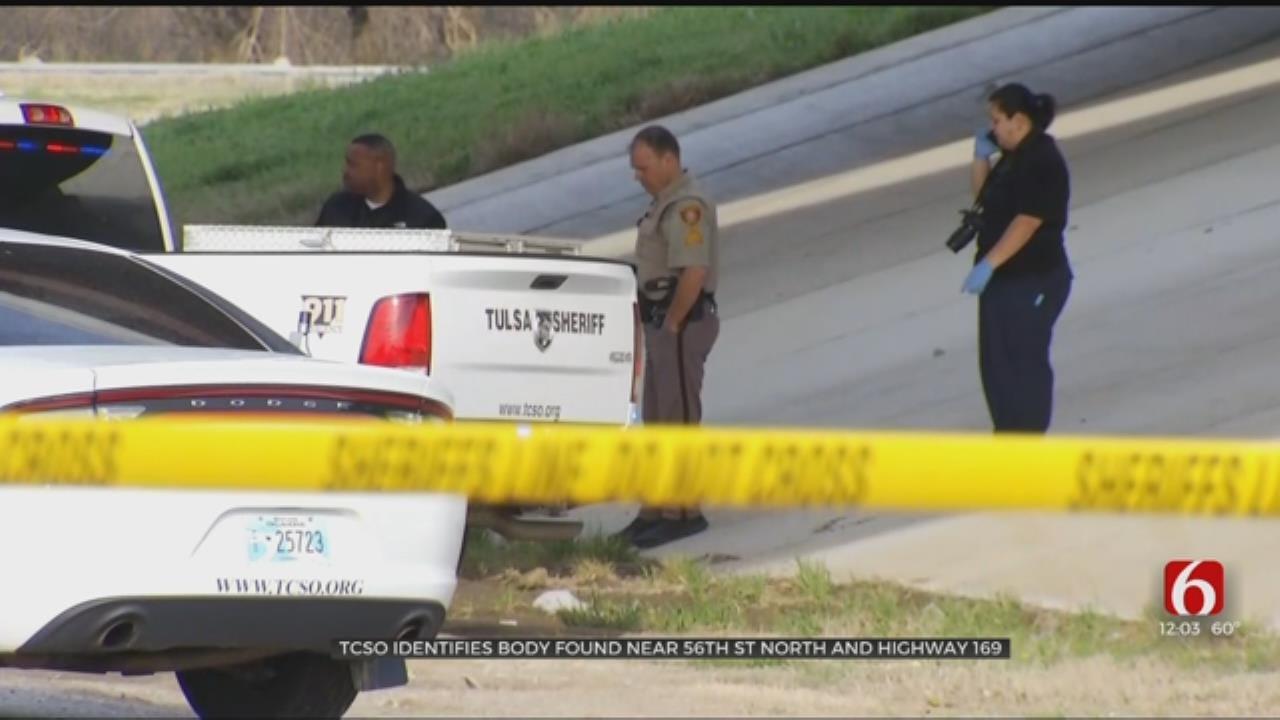 TCSO Identifies Man Found Dead