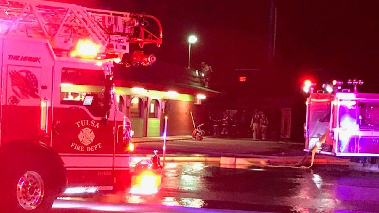 Fire Damages Tulsa Restaurant