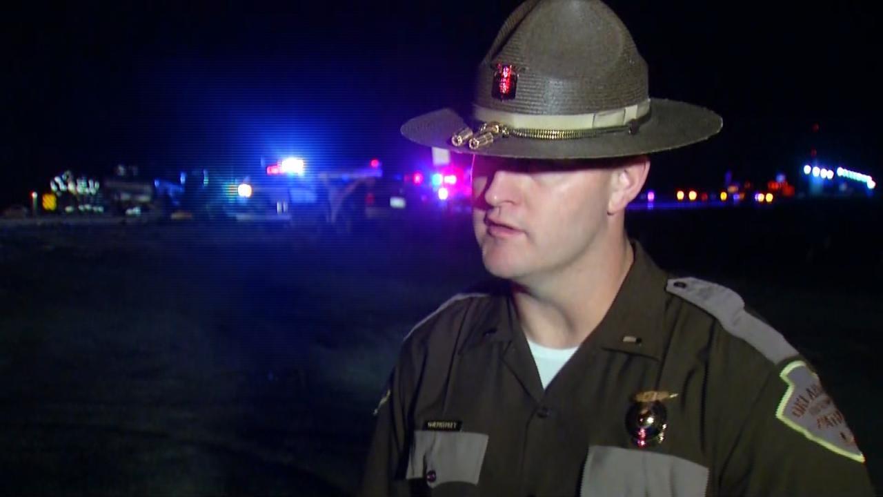 WATCH: OHP On Fatal Keystone Dam Wreck