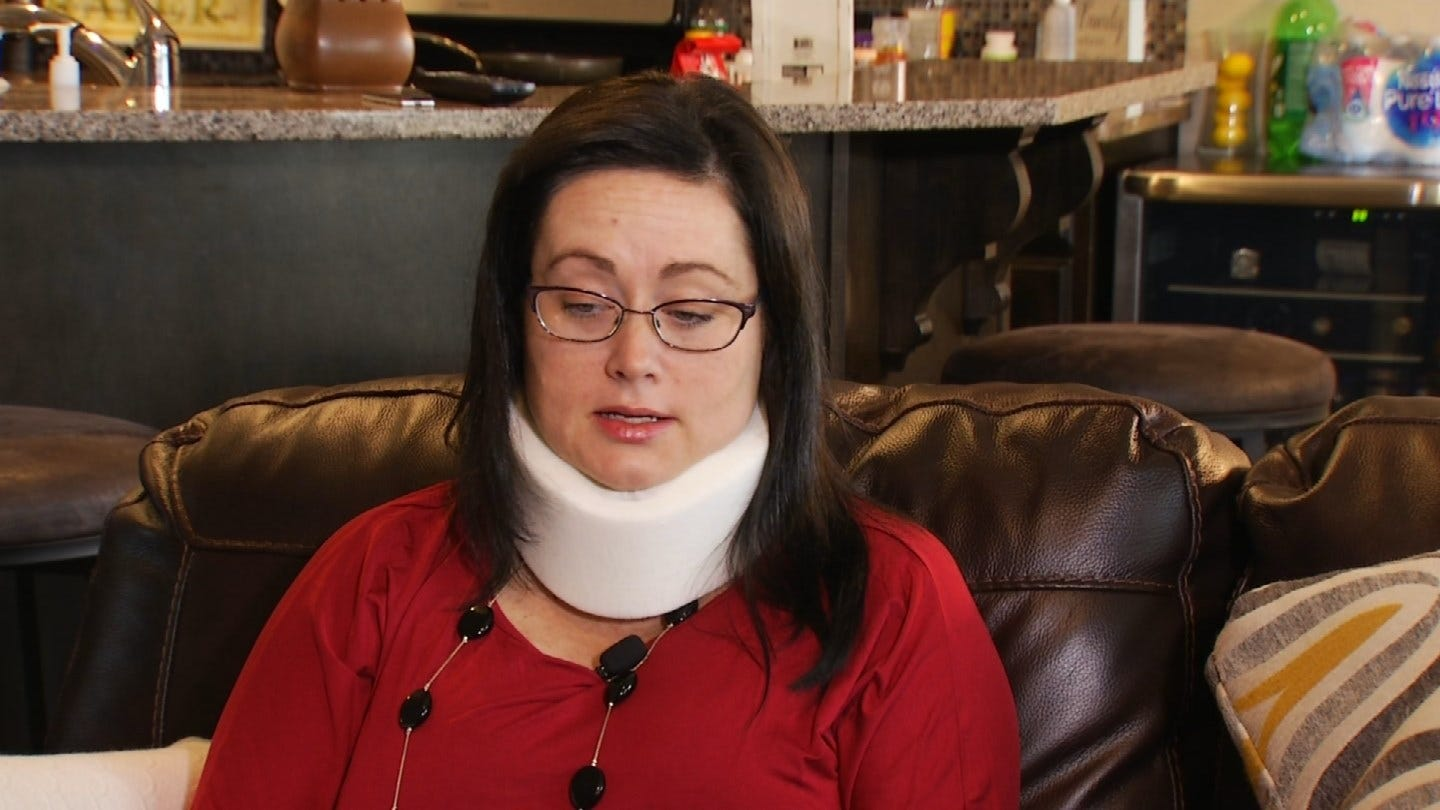 Catoosa Woman Shares Story Of Survival After Being Held Hostage, Kidnapped