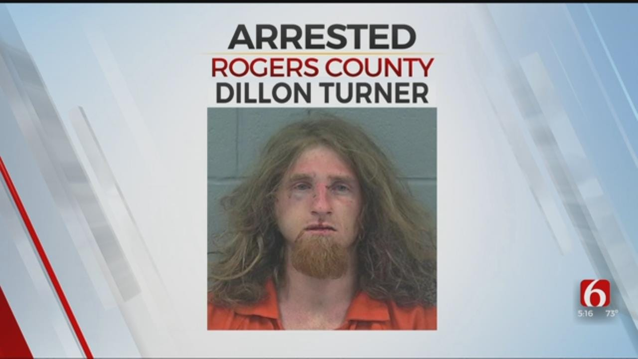 Chase Suspect Tries To Get Deputy's Gun, Rogers County Sheriff's Office Says