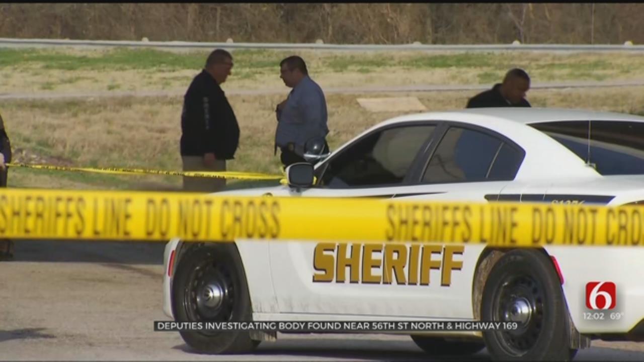 TCSO Investigating Body Found Near 56th Street North