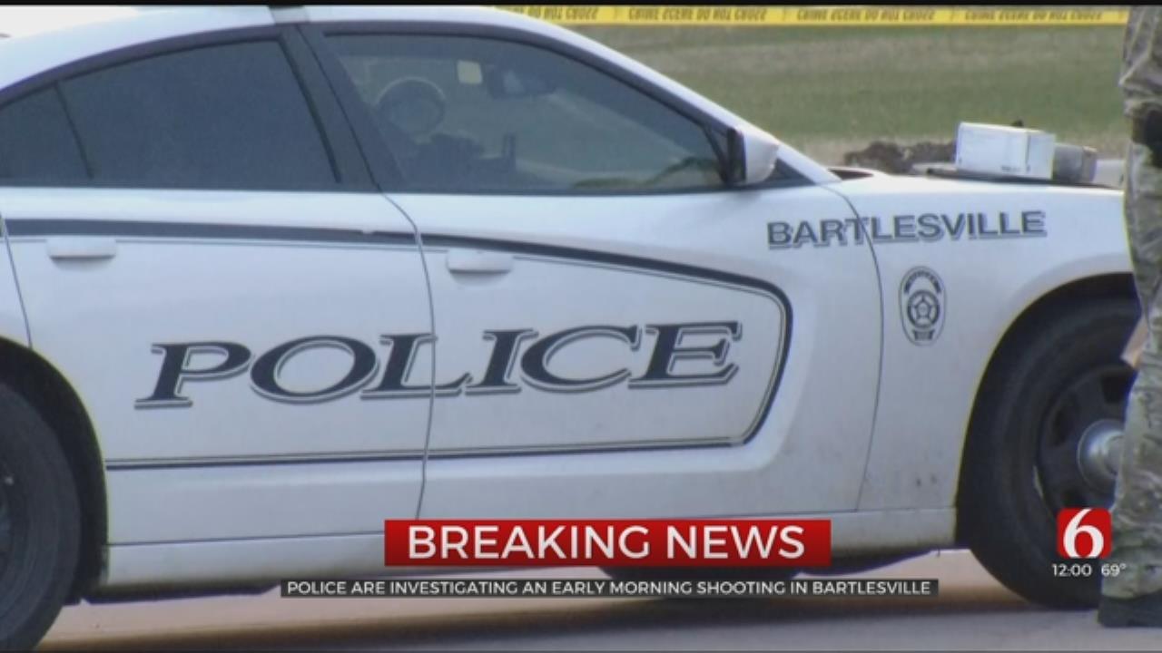 Noon Update: 1 Injured In Bartlesville Shootout