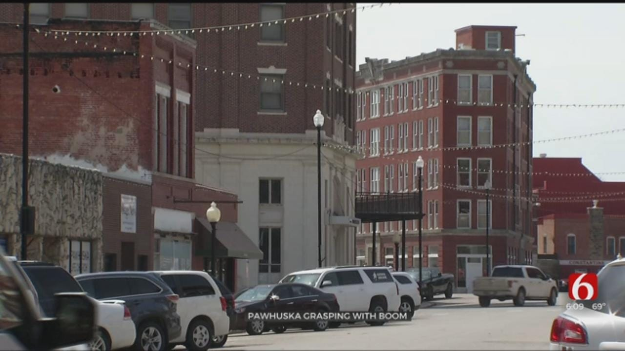 Pawhuska To Hold Public Hearing On Business Growth