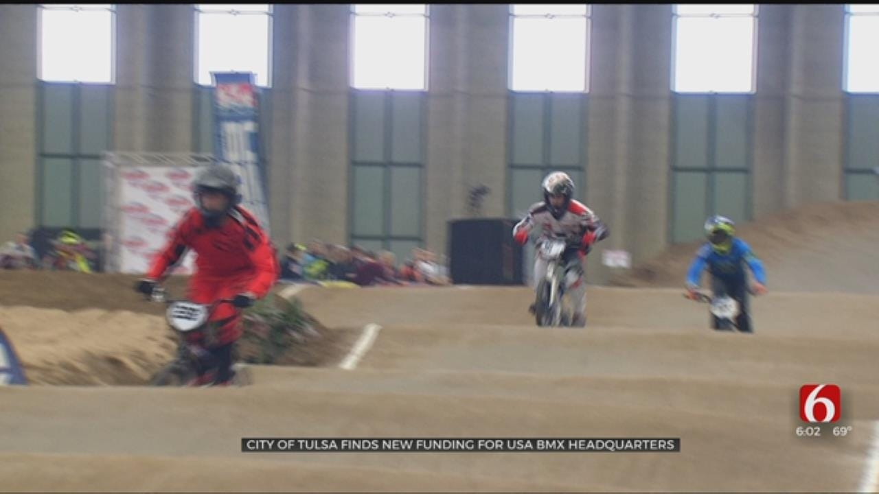 USA BMX Headquarters Coming In 2021, City Of Tulsa Says