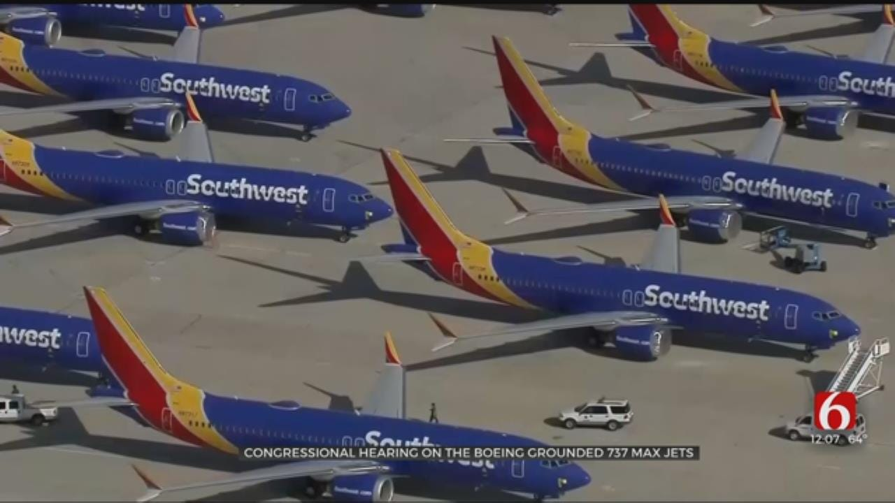 Transportation Regulators Grilled About Boeing 737 Max On Capitol Hill