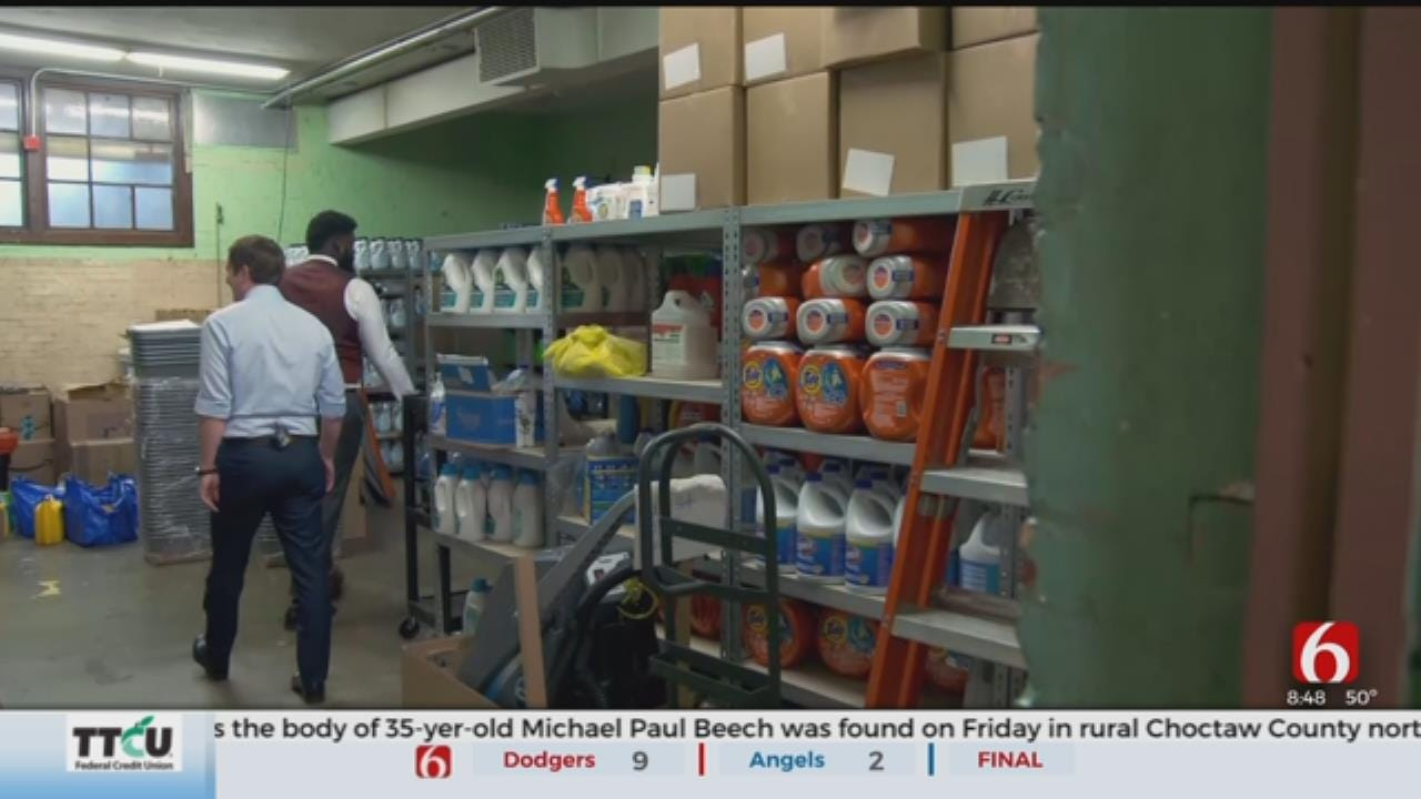How A Laundry Room Revolutionized A New Jersey High School