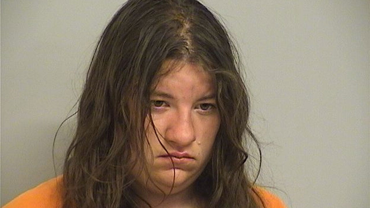 Tulsa Woman Charged With Murder, Admits To Strangling Victim