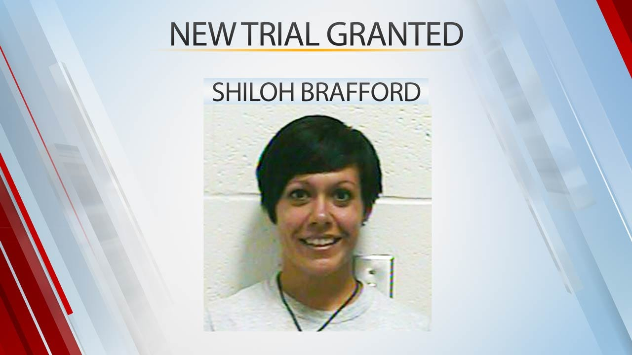 New Trial Granted To Broken Arrow Woman Convicted Of Killing Toddler