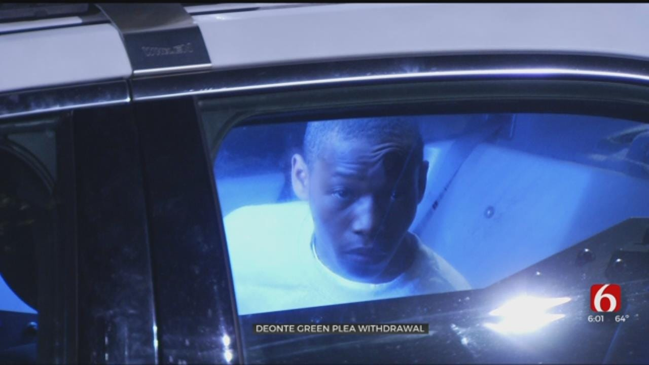 Tulsa Teen Asks To Withdraw Guilty Plea 'I Didn't Understand'