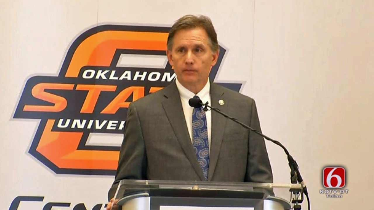 WATCH: Oklahoma Attorney General Gives Details On Opioid Lawsuit Settlement