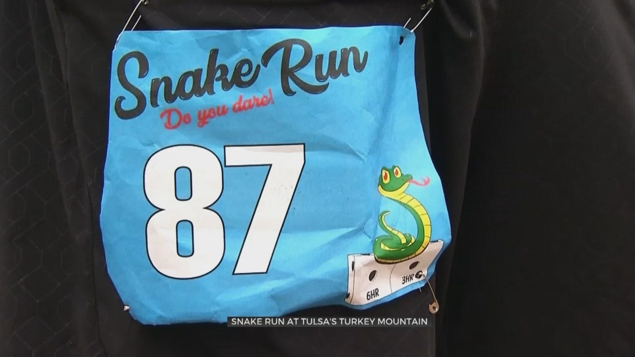Runners Race The Clock For 2019 Snake Run At Turkey Mountain