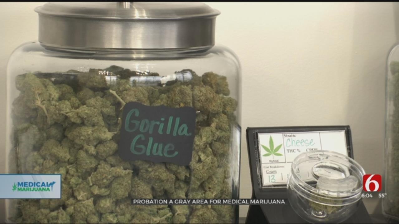 State DAs Disagree On Medical Marijuana Use During Probation