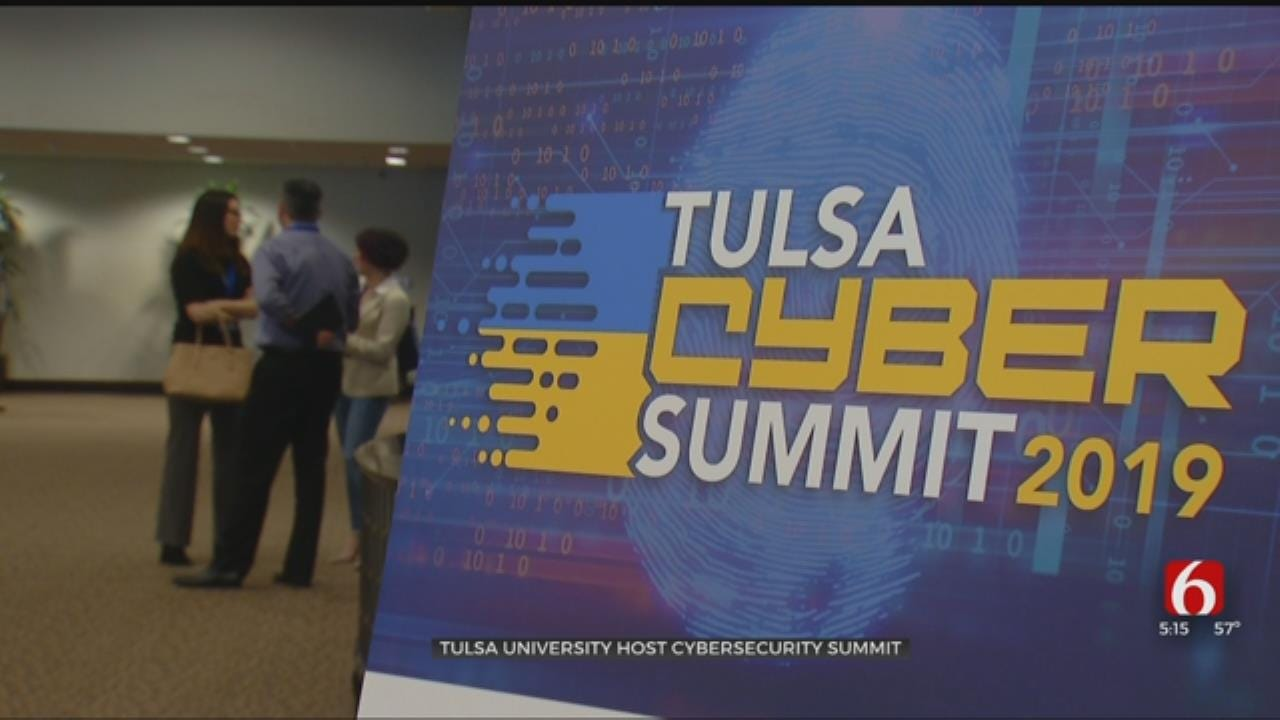 University Of Tulsa Hosts Cyber Security Summit