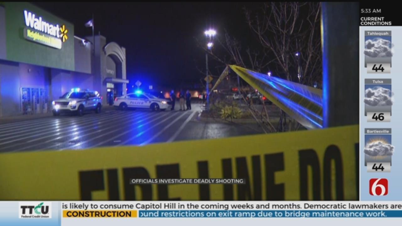 Police Identify Victim In Tulsa's 13th Homicide