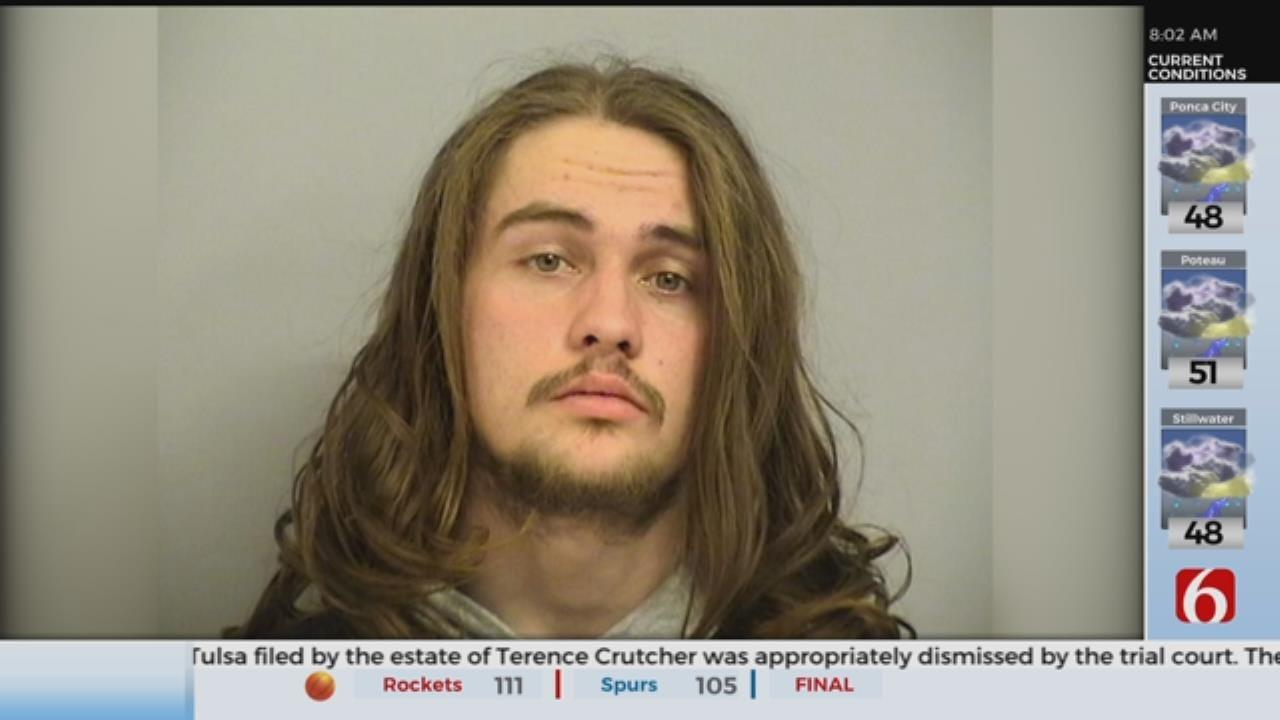 Tulsa Man Arrested For Leaving Bomb Inside Stolen Truck