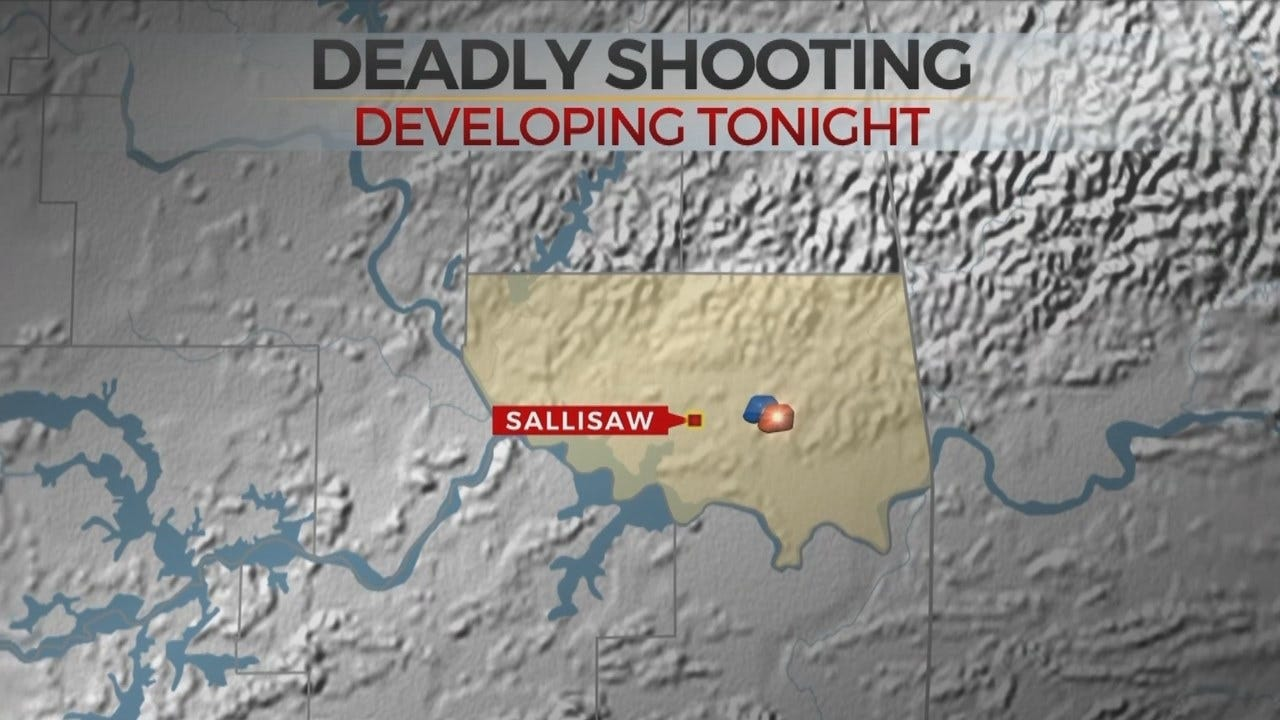 Woman Detained After Man Shot To Death Near Sallisaw