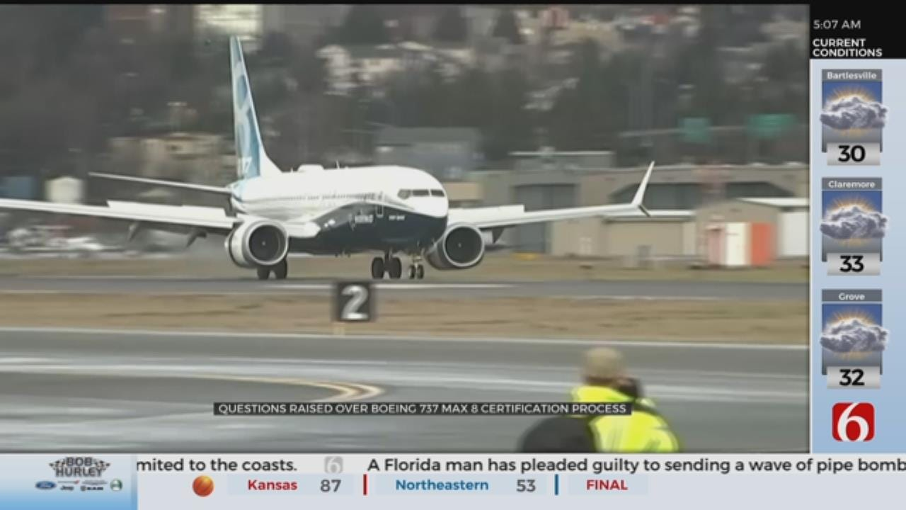 Boeing 737 Max Approval Documents Subpoenaed By Fraud Unit