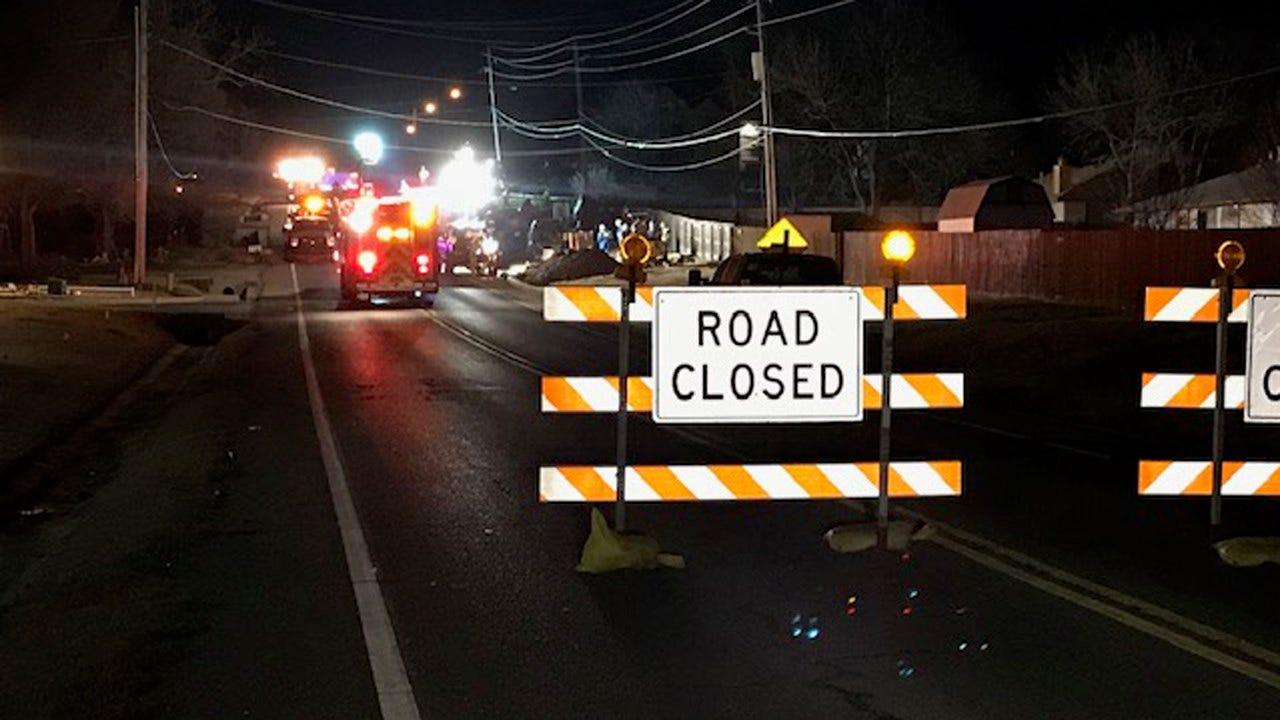Tulsa Gas Leak Closes Lanes