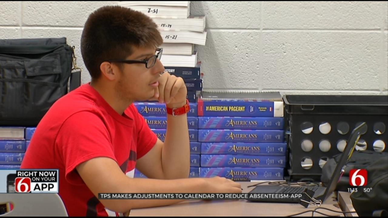 Tulsa Public Schools Overhauls Next Year's Schedule