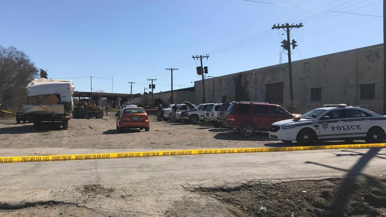 3rd Tulsa Homicide Of The Day Leaves 1 Dead At Salvage Yard