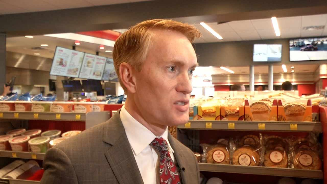 Inhofe, Lankford Comment On Possible Cuts To Oklahoma Defense Projects