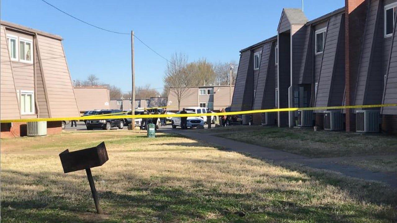 Man Dies In Shooting At Tulsa Edenwood Apartments