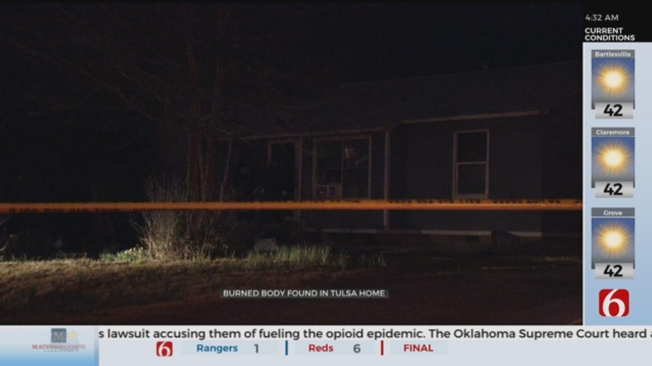 Police Investigate Tulsa's 9th Homicide