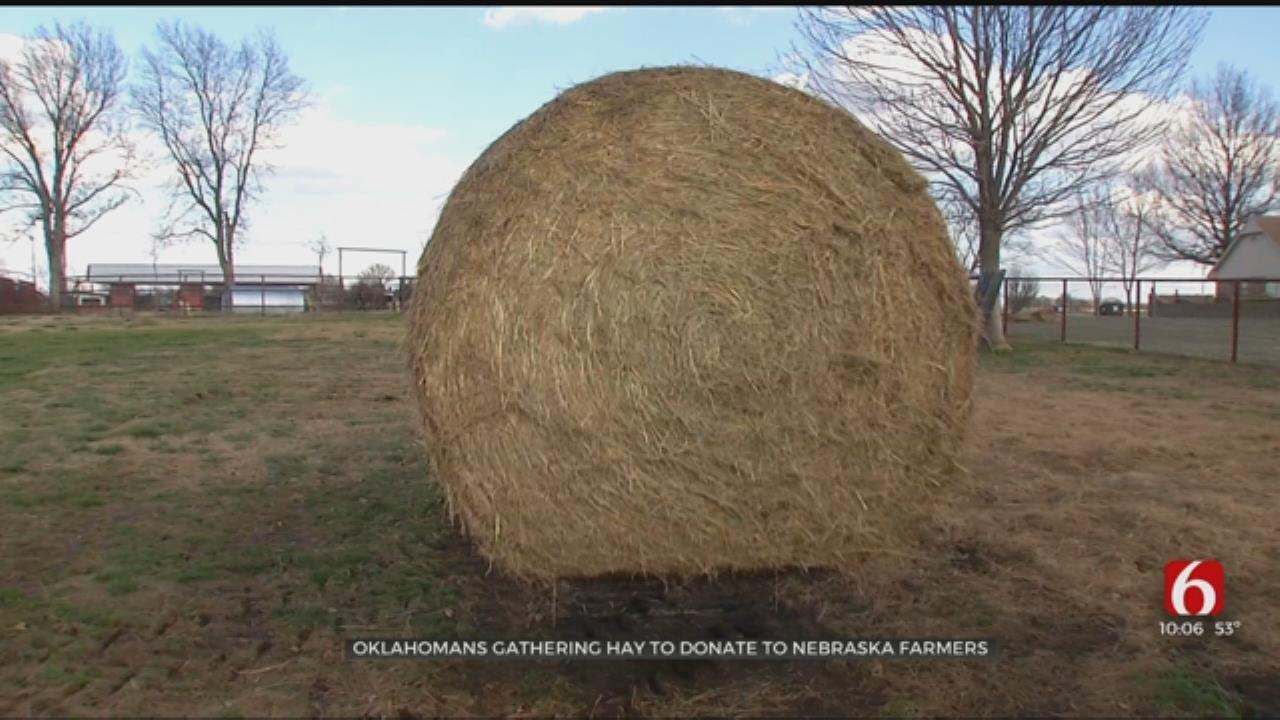 Oklahomans Step Up To Help Nebraska Ranchers