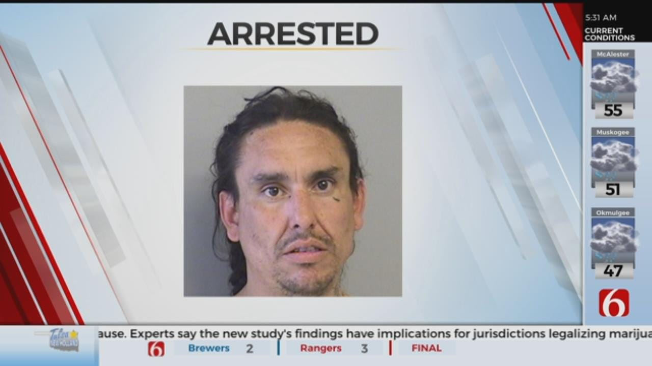 Tulsa Man Arrested, Faces Kidnapping Charges