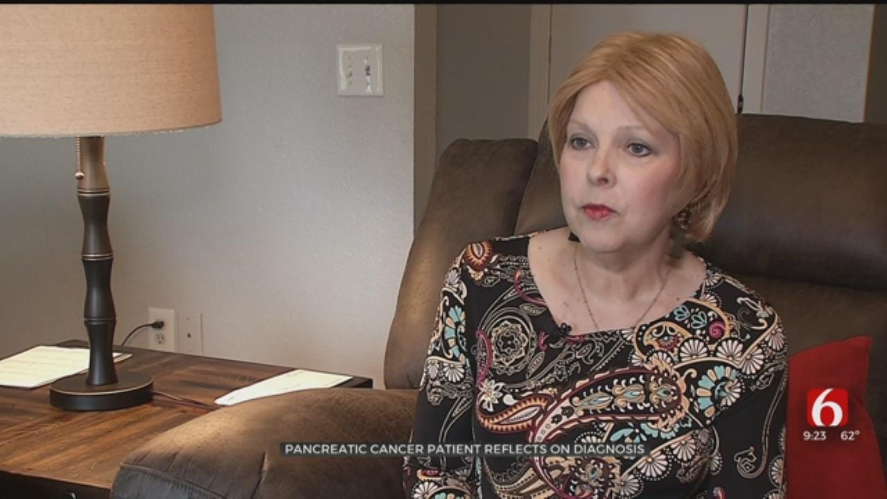 Wagoner Woman Beating the Odds After Pancreatic Cancer Diagnosis