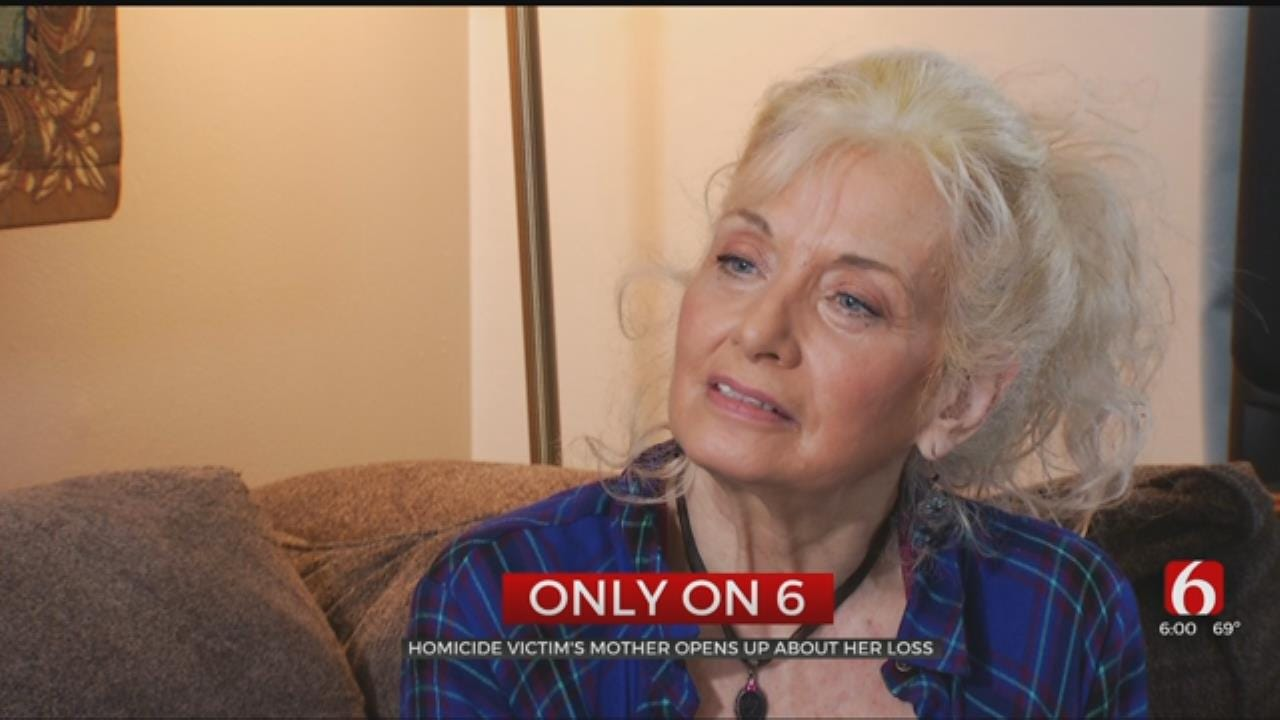 Homicide Victim's Mother Opens Up About The Loss Of Her Son