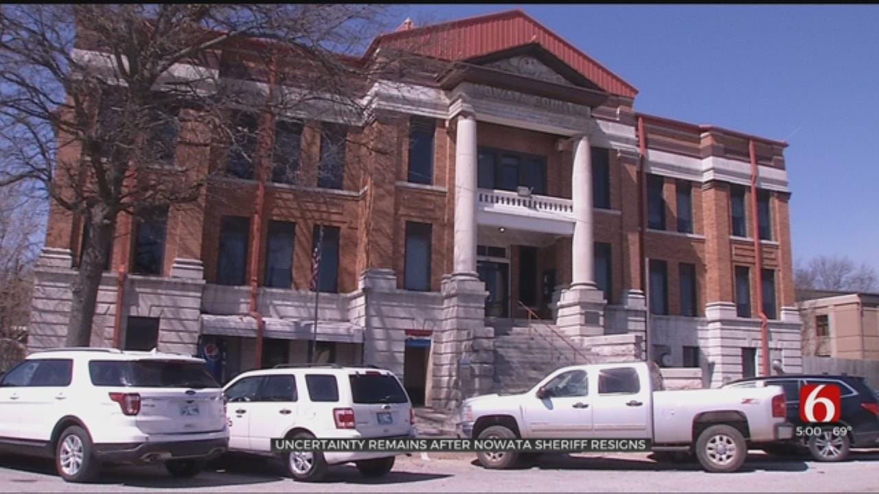 Nowata County Commissioners Plan To Address Jail Problem
