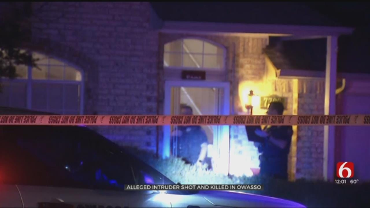 Police: Owasso Teen Shoots, Kills Uncle During Possible Burglary Attempt