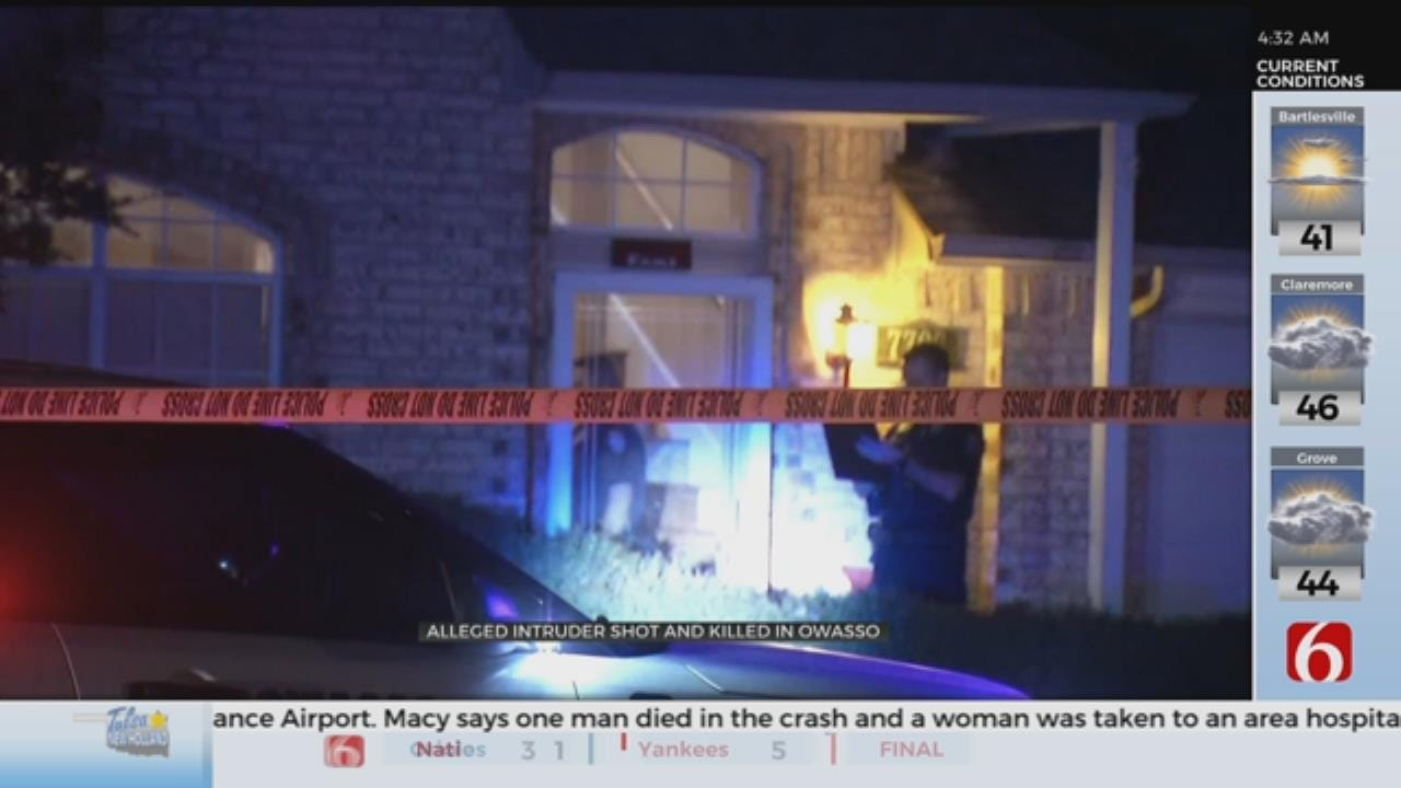 1 Dead After Owasso Shooting