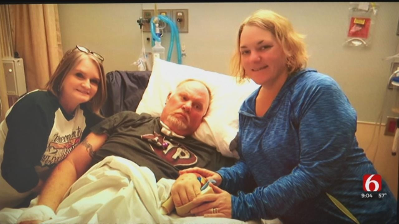 Former Checotah Assistant Police Chief Improving After Car Crash